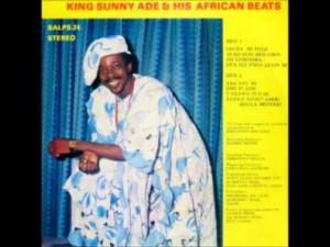 King Sunny Ade - Oluwa Lo Yan Mi